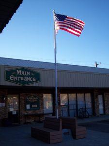 Thrift Shoppe Main Entrance