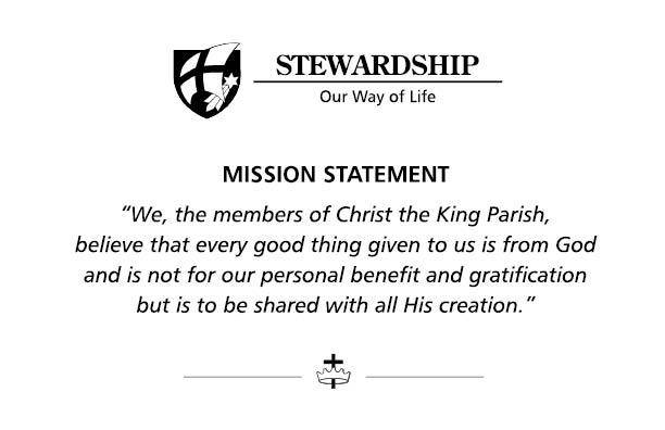 Stewardship Mission Statement
