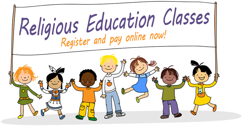 Religious education sign-up
